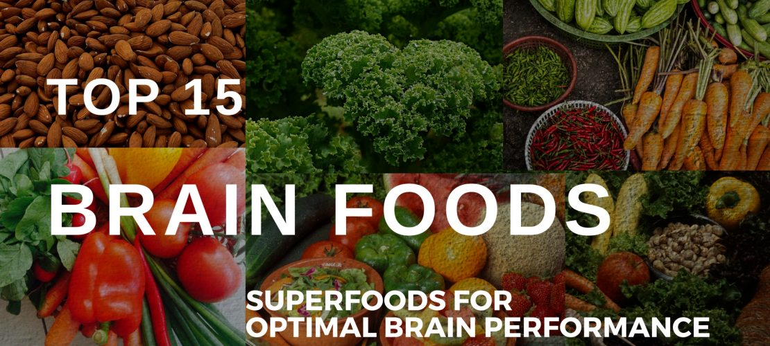 Top-15-Brain-Foods-Banner-Optimal-Brain-Performance