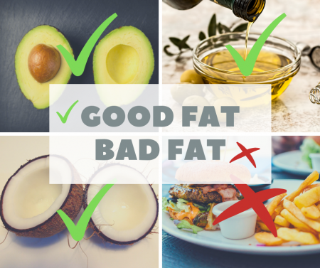 Good Fats Bad Fats